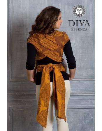 Май-слинг Diva Essenza Terracotta, размер Toddler