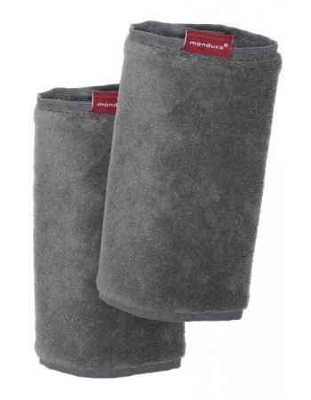Накладки для сосания к эрго-рюкзаку Manduca серые