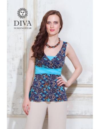 Топ для кормящих и беременных Diva Nursingwear Alba, Primavera