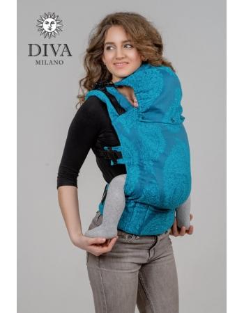 Эрго-рюкзак Diva Essenza Ceruleo