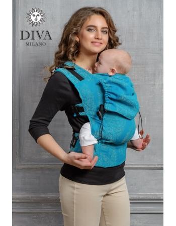Эрго-рюкзак Diva Essenza Lago