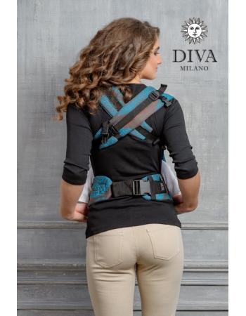 Эрго-рюкзак Diva Essenza Libellula
