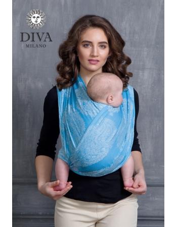Слинг-шарф Diva Essenza, Cielo с бамбуком