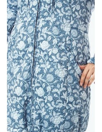 Зимняя слингокуртка Ingrid 3в1, синие ягоды