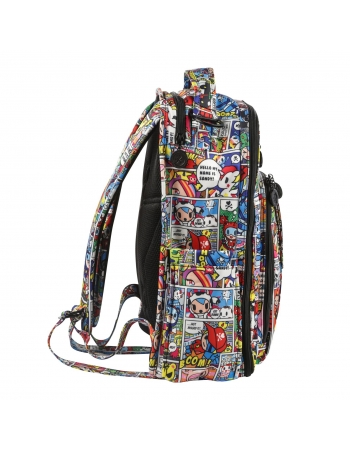 Рюкзак для мамы Ju-Ju-Be - Be Right Back, Tokidoki Super Toki