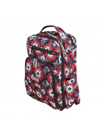 Рюкзак для мамы Ju-Ju-Be - Be Right Back, Sweet Scarlet