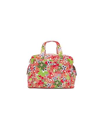 Дорожная сумка или сумка для двойни Ju-Ju-Be Be Prepared Perky Perennials