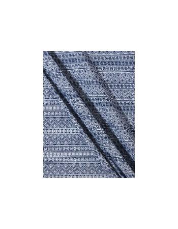 Слинг с кольцами Didymos, Indio Tiefblau/Weiss (темно-сине-белый)