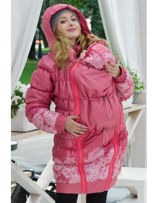 Слингокуртка зимняя Diva Outerwear Corallo - купить Верхняя одежда ... ba1b0db51a5