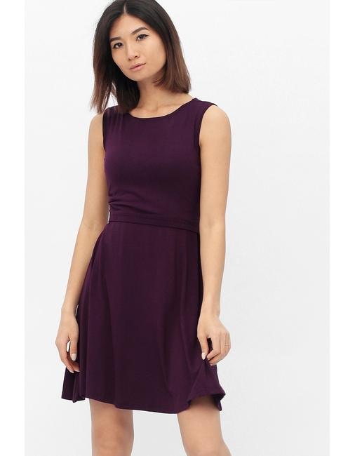 ab0d45bd4154a39 Платье для беременных и кормящих с пояском, темно-лиловое - купить ...